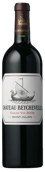 Chateau Beychevelle 2006 - saint-julien - grand cru classé
