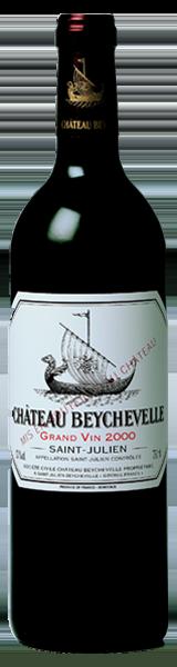 Chateau Beychevelle 2000 - saint-julien - grand cru classé