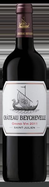 Chateau Beychevelle 2011 - saint-julien - grand cru classé
