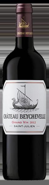 Chateau Beychevelle 2012 - saint-julien - grand cru classé
