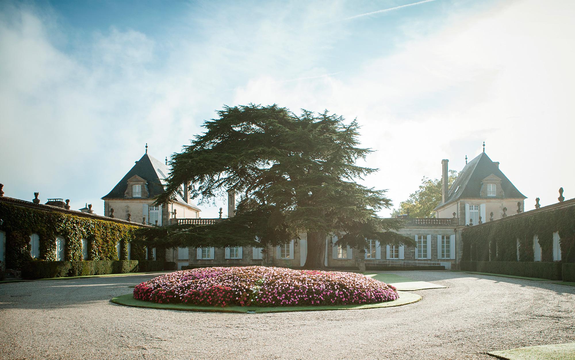 Chateau Beychevelle - La table de Château Beychevelle