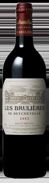 Les Brulières de Beychevelle 2002 - Haut-Médoc