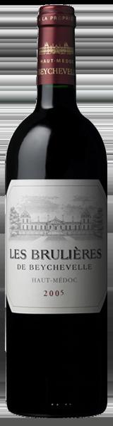 Les Brulières de Beychevelle 2005 - Haut-Médoc