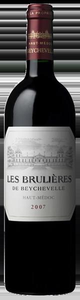 Les Brulières de Beychevelle 2007 - Haut-Médoc