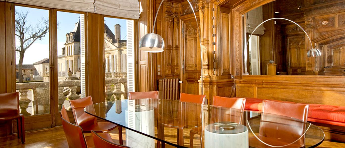 La table de ch teau beychevelle ch teau beychevelle - La table marseillaise chateau gombert ...
